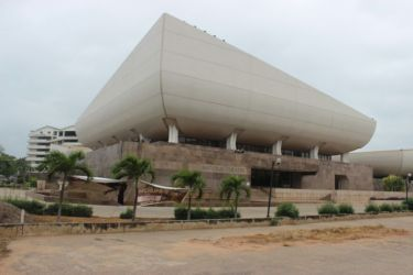 Accra, National Theater