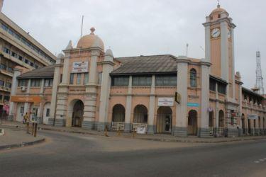 Accra, poste centrale