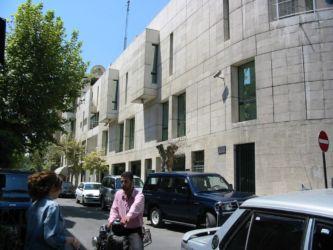 Ambassade de France, quartier El Hafif, Damas