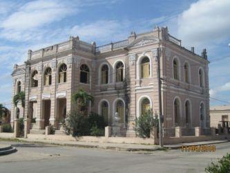 Ancienne maison bourgeoise à Colon