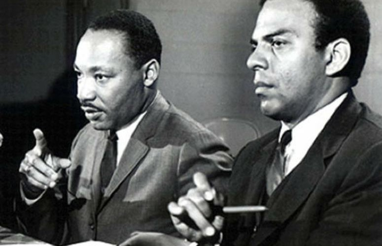 Abidjan recoit Andrew Young, compagnon de Martin Luther King