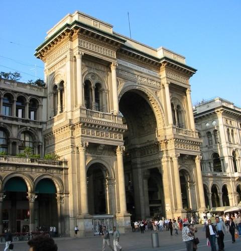 Italie 5/5 : Milan