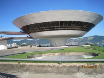 Architecture Oscar Niemeyer