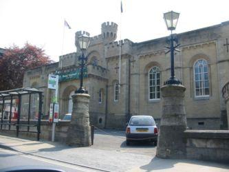 Architecture victorienne, Oxford