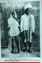 Arrivée des premiers travailleurs venant de l'Inde