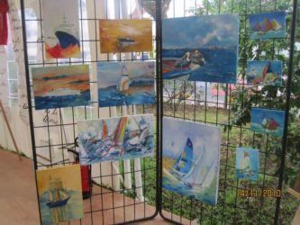 Artistes sur la place de la Victoire, Pointe-à-Pitre