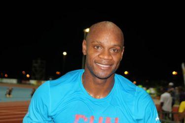 Assafa POWELL (Jamaïque) 1er au 100m (10''04)