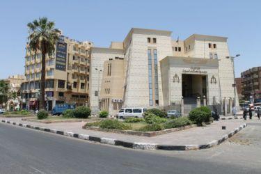 Assouan, centre ville