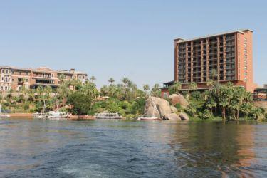 Assouan, hôtel des cataracctes
