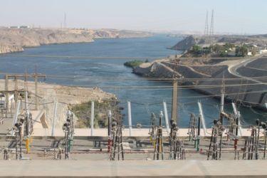 Assouan, le barrage