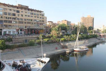 Assouan, le bord du Nil
