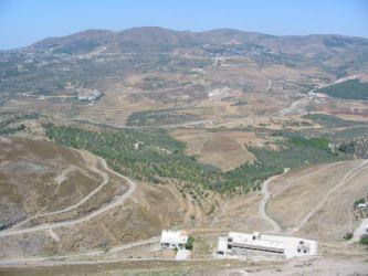 Au pied du Krak, le «Wadi al-Nassara» («Vallée des chrétiens») et sa trentaine de villages
