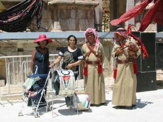 Bédouins de Jordanie