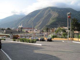 Banos, le Lourdes de l'Equateur