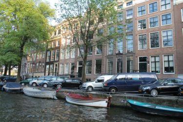 Barques à Amsterdam