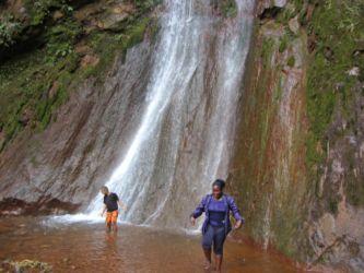 Bassin des chutes du Galion