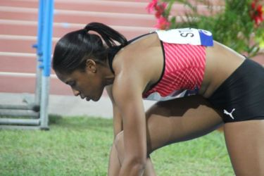 Bianca STUART (Bahamas) saut en longueur 2è avec 6,52 m
