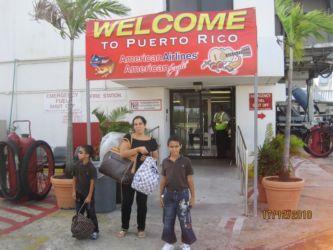 Bienvenue à Porto Rico