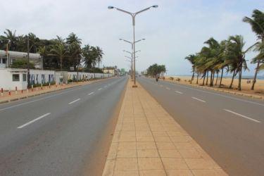Boulevard maritime, Lomé