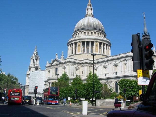 Grande Bretagne 2/5 : Londres
