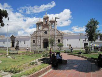 Cathédrale de Riobamba