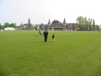 Cheltenham College, Cricket Pavillon