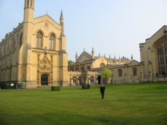 Cheltenham College (construit en 1841)