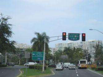Circulation à San Juan