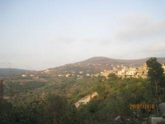 Collines du Djebel Ansarye (gouvernorat de Tartous)