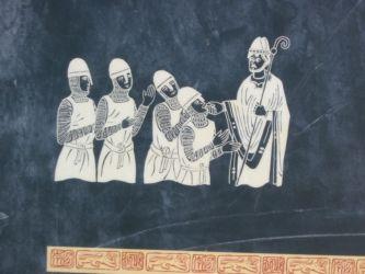 Croisés à Kérak