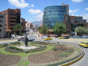 Cuenca moderne
