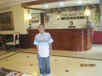 Dans un hôtel de Panama City