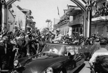 De Gaulle en Guadeloupe