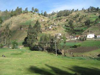 De Quito à Alausi
