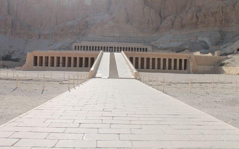 Egypte 9/14 : Deir el Bahari