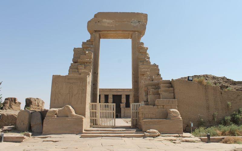 Egypte 3/14 : Dendera