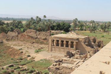 Dendera, le mammisi romain