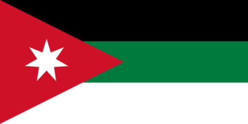 Drapeau du Royaume de Syrie (8 mars-24 juillet 1920)