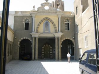 Eglise Syriaque-catholique (Bab Touma, Damas)