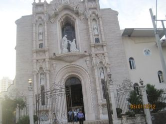 Eglise de Panama City