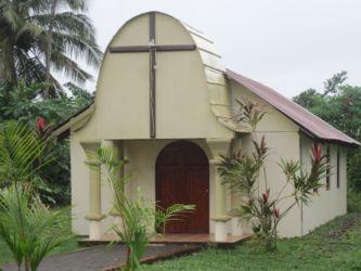 Eglise de Tortugero