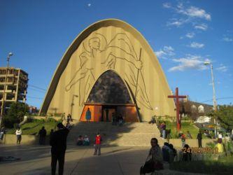 Eglise de la Paz