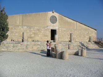 Eglise du Mont Nebo
