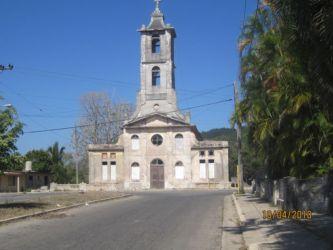 Eglise fermée depuis la révolution