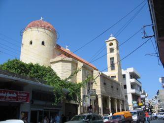 Eglise grec-orthodoxe Saints Cosme et Damien, Safita