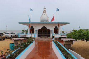 Entrée du Temple sur la Mer