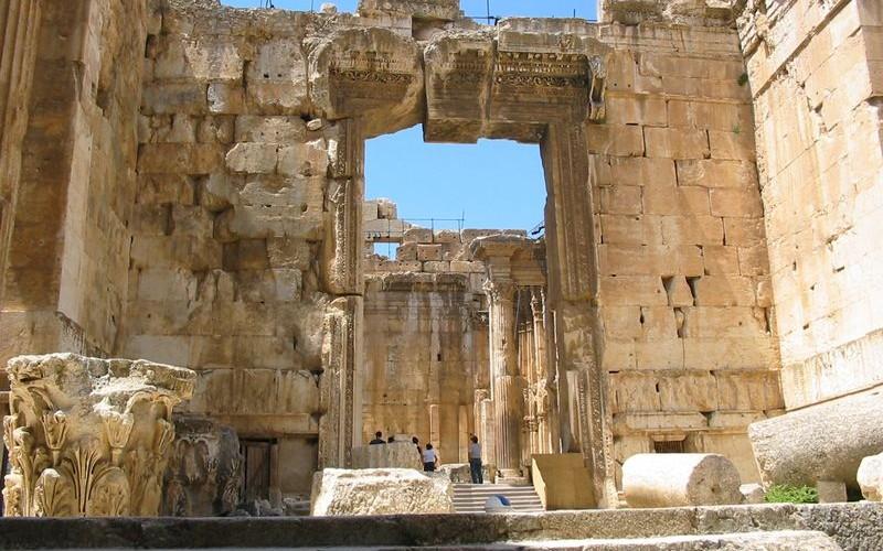 Liban 3/5 : Baalbeck