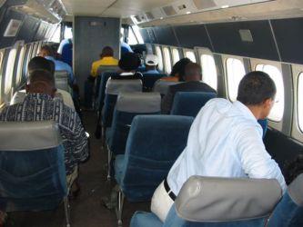 Entre Port-de-Paix et Port-au-Prince