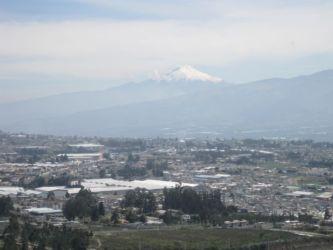 Entre Quito et La Bota