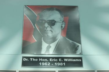 Eric Williams, père de la nation